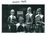 Marina Martin (Doctor Who) - Genuine Signed Autograph 7927